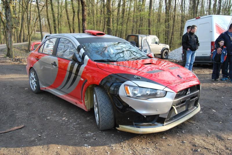 Miskolc Rally Teszt